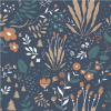 Poplin Wild Flowers